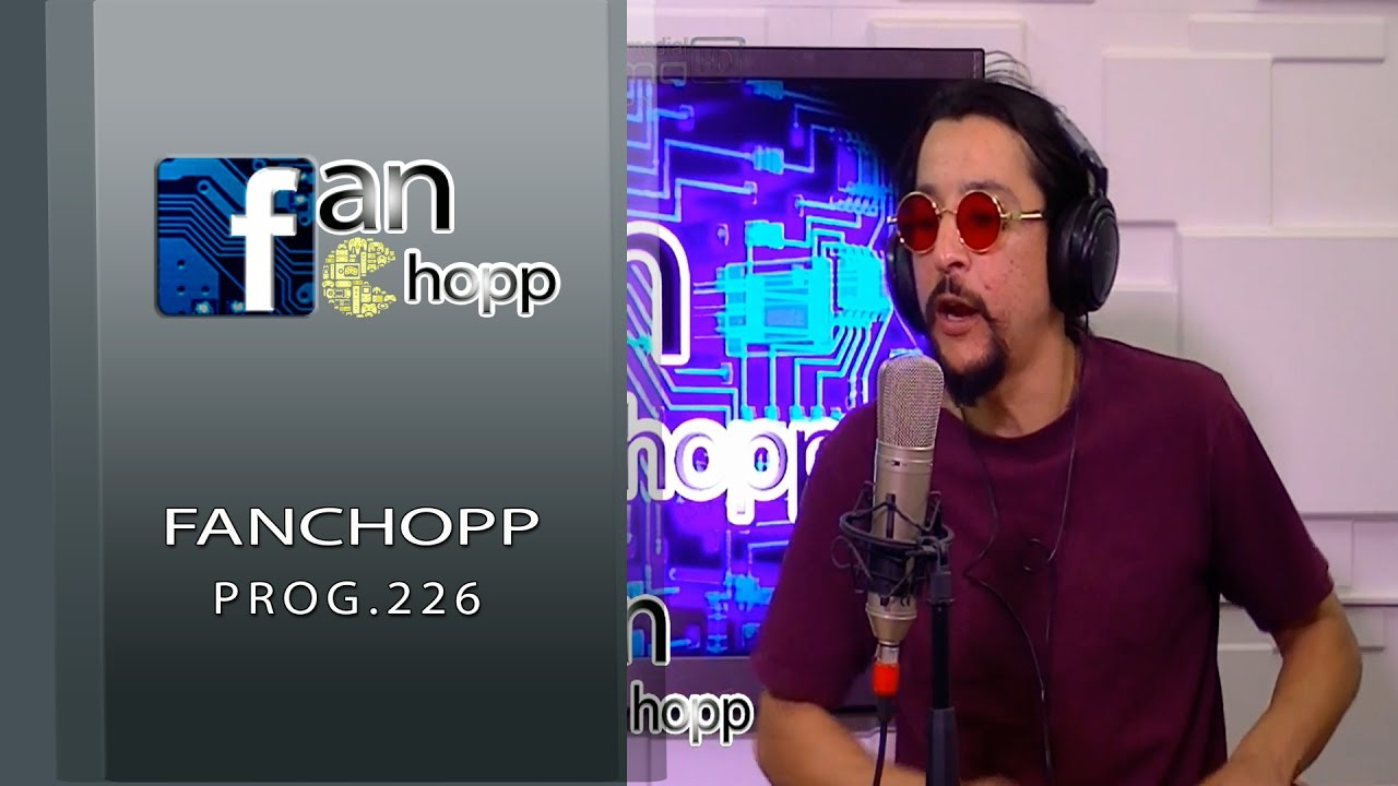 FANCHOPP PROG 226 – CAPPISSIMA MULTIMEDIAL TV HD.