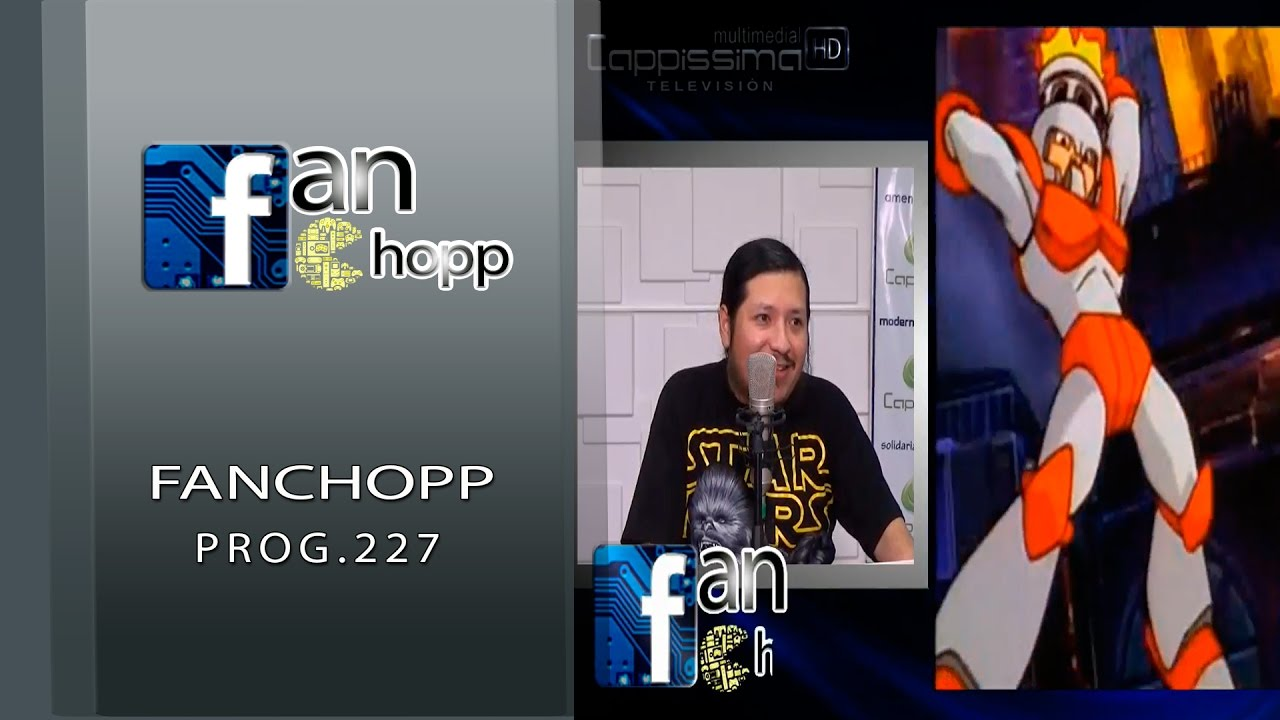 FANCHOPP PROG 227 – CAPPISSIMA MULTIMEDIAL TV HD.