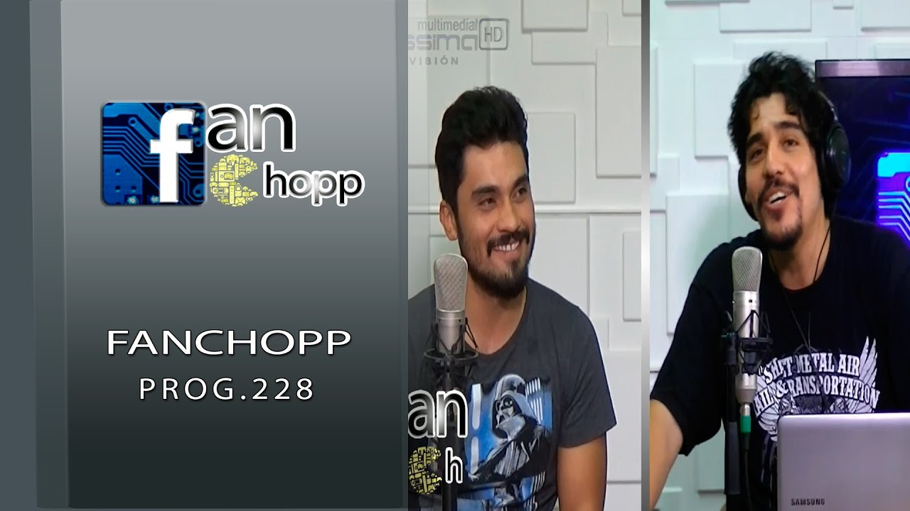 FANCHOPP PROG 228 – CAPPISSIMA MULTIMEDIAL TV HD.