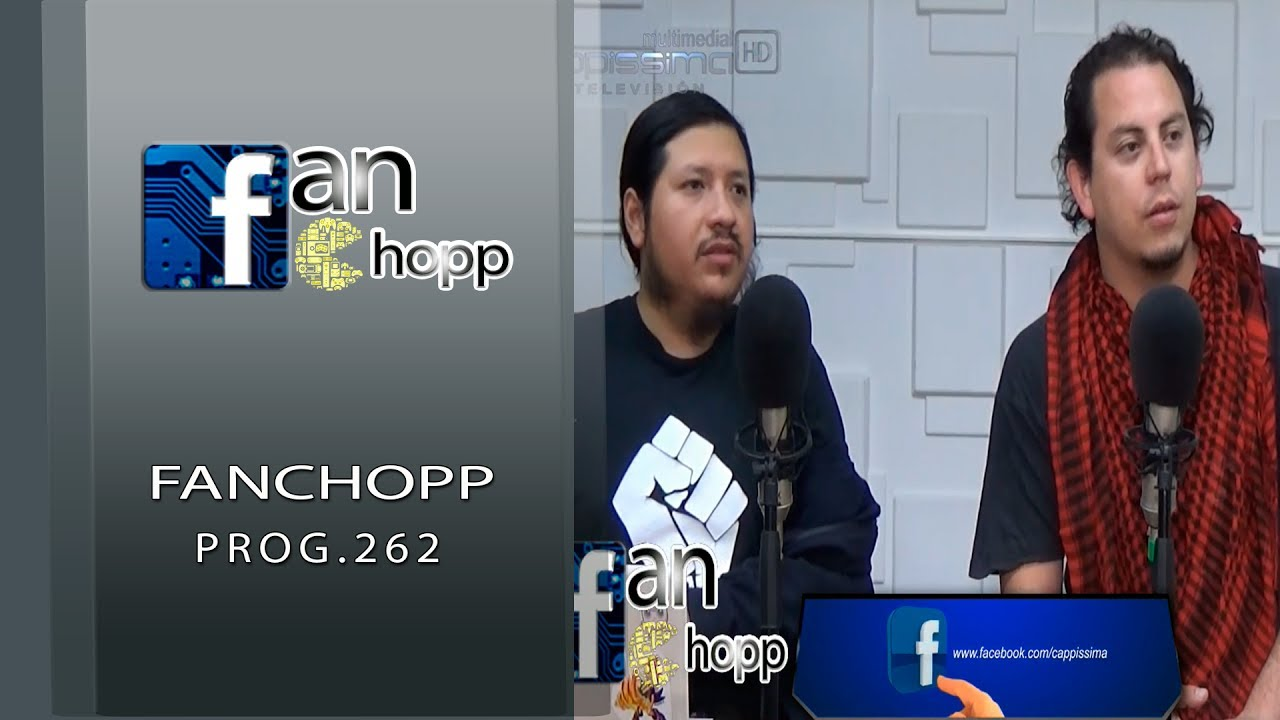 FANCHOPP PROG 262 – CAPPISSIMA MULTIMEDIAL TV HD.